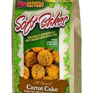 k9 granola factory soft bakes carrot cake